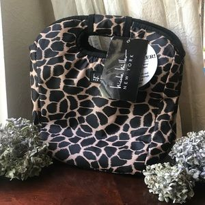 Nicole Miller Lunch Tote NWT